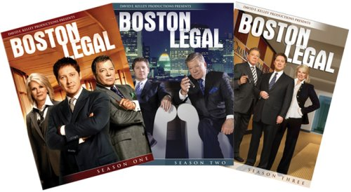 Click for larger image of Boston Legal [DVD] [Import]