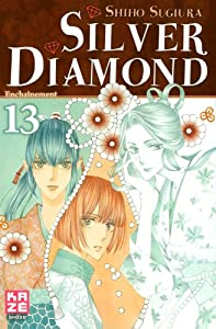 Silver Diamond Edition simple Tome 13