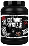 5% Nutrition Real Food Egg White Crystals 810g Chocolate from Rich Piana 5% Nutrition
