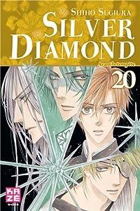 Silver Diamond Edition simple Tome 20