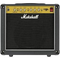 "Marshall DSL5C - Amplificador guitarra combo 5w 1 x 10"" mma"