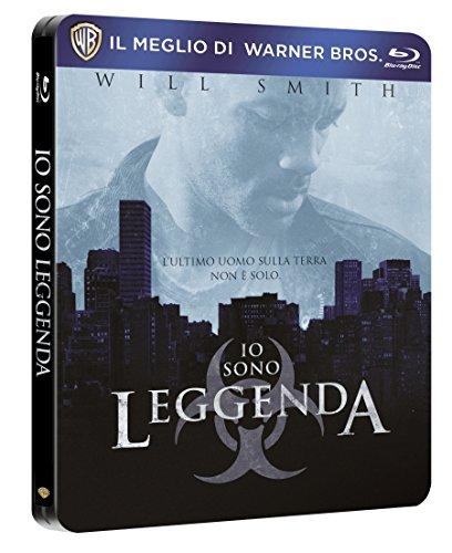 Preisvergleich Produktbild Io sono leggenda (steelbook) (limited edition) [Blu-ray] [IT Import]