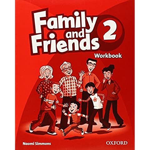 Family and Friends: 2: Workbook by Naomi Simmons (26-Mar-2009) Paperback