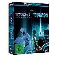 Tron Collection: Tron - Das Original / Tron Legacy [3 DVDs]