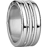 BERING Schmuck Damen Ring Set Kombinationsring Arctic Symphony Collection asc240, Größe:9