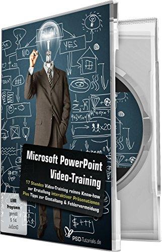 Microsoft PowerPoint-Video-Training (PC+Mac+Tablet)