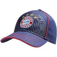 "FC Bayern München Baseballcap ""Fan"" navy Kappe Kids 21767"
