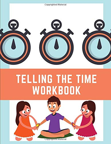 Telling The Time Workbook: Telling The Time Activity Book (Cards Learning Resources Activity)