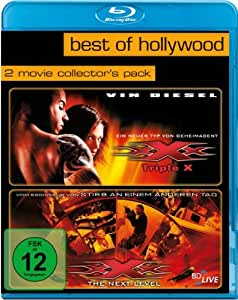 Best of Hollywood - 2 Movie Collector's Pack 23 (xXx  Triple X / xXx: THE NEXT LEVEL) [Blu-ray]