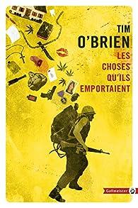 Les Choses qu'ils emportaient par Tim O'Brien