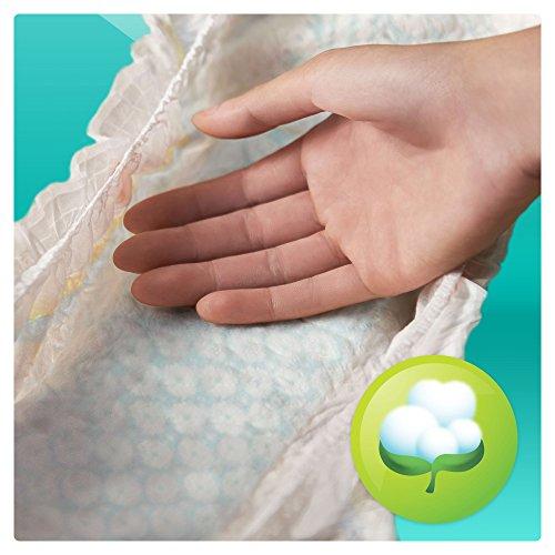 Pampers Baby-Dry Größe 2, 3-6 kg, 46 Stück