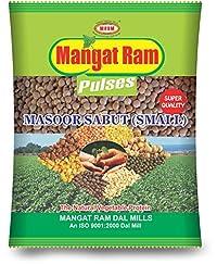 Mangatram Masoor Sabut(Small) 1kg