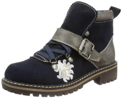 Andrea Conti  0614298, bottes & bottines femme Bleu - Blau (dunkelblau 017)