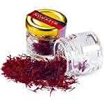 Kashmir Saffron is the most potent variety of saffron in the world. It has the highest levels of safranal, crocin & picrocrocin - compounds which give saffron its intense aroma, vivid colour and characteristic taste. One can easily identify Kashm...