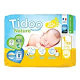 Tidoo 26 - Servilletas desechables para recién nacido (5 unidades), color größe 1