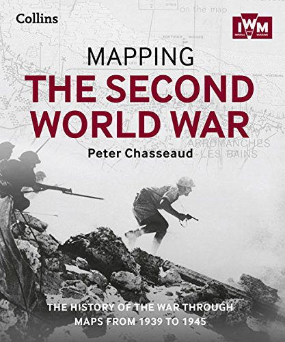Mapping the Second World War Cover Image