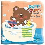 Petit ours prend son bain - De 0 à 3 ans