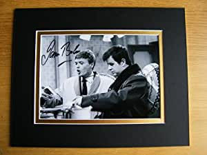 Sportagraphs James Bolam Genuine Hand Signed Autograph 10X8 Photo Mount Likely Lads & Coa