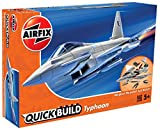 Airfix J6002 Quick Build Eurofighter Typhoon Aircraft Model Kit