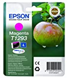 Epson Original T1293 - Tintenroller für Tintenpatronen SX230, magenta