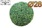 Buchsbaum, große Buchsbaumkugel Ø 28 cm 280 mm grün dunkelgrün , ohne Echtholzstamm (Zubehör Mailanfrage), und Deko Efeuranke + Moos auf Wunsch mit Solarbeleuchtung SOLAR LICHT BELEUCHTUNG (Zubehör) , ohne Terracotta Topf Plastik und stabilem Fuß (Zement) Baumstamm Dekobuchs Dekobux Buchs Dekoration Buxbäumchen Buchsbäumchen Grünpflanzen Grünpflanze HochzeitsgeschenkBraut- und Hochzeitsdeko
