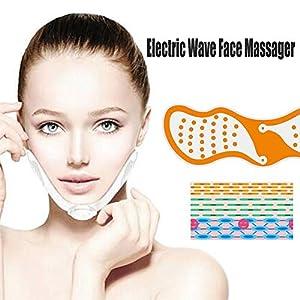 Neckline Slimmer & Gesichtslifting Massager System, Doppelkinn-Entferner Gesichts Hals Linie Exerciser Chin Massager
