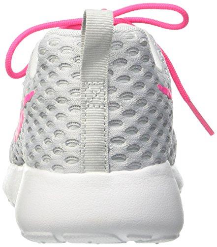 buy online 0d744 ed5e2 ... Nike Roshe One Flight Weight (GS), Scarpe da Ginnastica Bambina Grigio ( Pure ...
