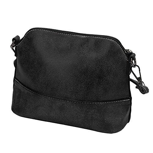 koly-womens-scrub-handbag-purse-pu-leather-messenger-bag-shoulder-bag-black-