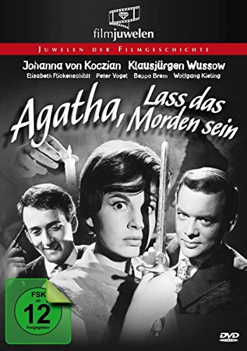 Agatha, lass das Morden sein (Filmjuwelen)