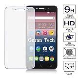 Guran® Glass Protector pour Alcatel Pixi 4 (6.0 pouce) Smartphone Screen Verre Trempé Protecteur d'écran Résistant aux éraflures