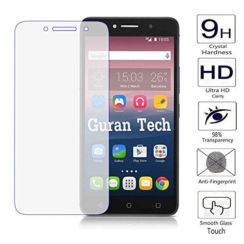 """Guran® Displayschutz Glasfolie für Alcatel OneTouch Pixi 4 (6\""""zoll) Smartphone Hartglas Schutzfolie Film"""
