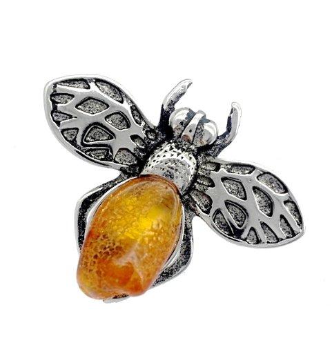 ambra-naturale-pin-spilla-a-forma-di-insetti-volanti