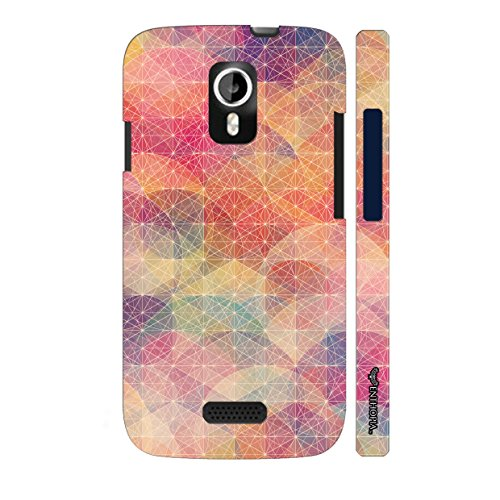 Enthopia Designer Hardshell Case Abstract Art 2 Back Cover for Micromax A116 Canvas HD  available at amazon for Rs.95