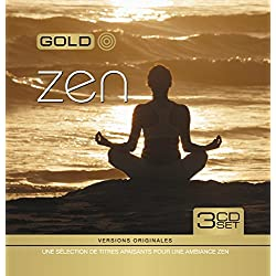 Gold Metal Box Zen