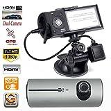 Yukong Dash Cam,1080 HD 2.7