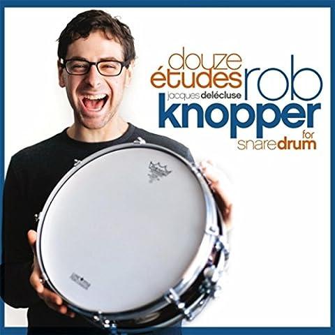 Douze Études for Snare Drum: Étude 11
