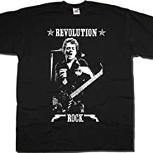 Joe Strummer T shirt - on stage with the Clash 1970's Revolution Rock!