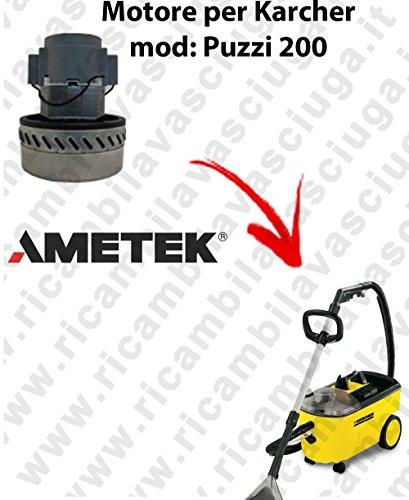 Puzzi 200Saug Motor Ametek für Staubsauger KARCHER