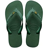 Havaianas Brasil, Unisex Adults' Slippers, Green (Amazonia), 43/44 EU