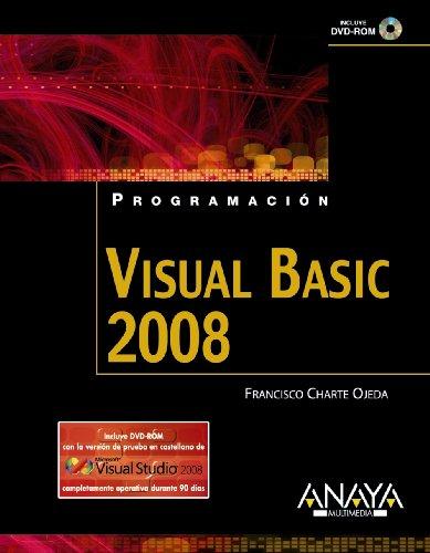 Visual Basic 2008 (Programación) por Francisco Charte
