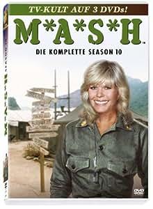M*A*S*H - Die komplette Season 10 (3 DVDs)