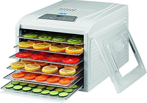 Gemüse-trockner (Dörrgerät Dörrautomat Obst Gemüse Trockner Veggy Dry Dehydrator, Food Dryer Dörrer Dörrapparat BPA frei)