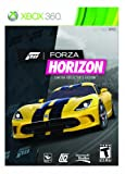 Forza Horizon Limited Edition (Kinect Compatible)(