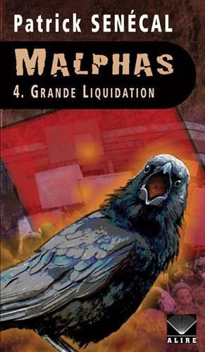 Malphas - tome 4 Grande liquidation (4)