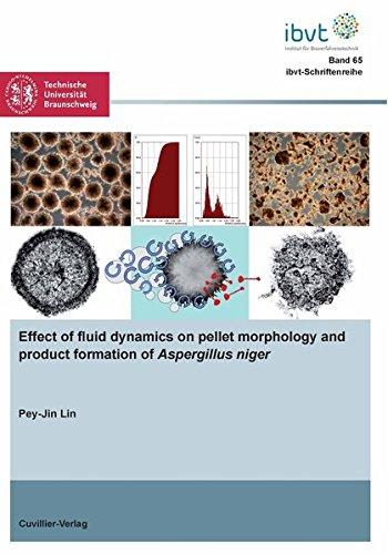 Effect of fluid dynamics on pellet morphology and product formation of Aspergillus niger (Schriftenreihe des Institutes für Bioverfahrenstechnik der Technischen Universität Braunschweig)