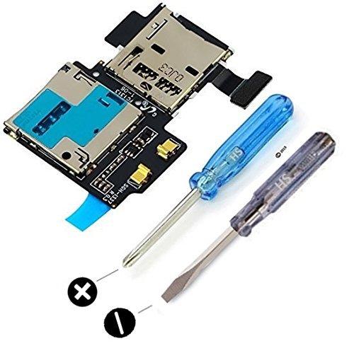 support-lecteur-carte-microsim-et-microsd-pour-samsung-galaxy-s4-lte-gt-i9500-i9505-avec-connecteur-