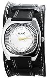 Reloj de pulsera de silicona Adrina subbituminoso correa RP3502207001