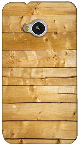 Rebel Multicolor Fake Wood art Work printed protective back cover for HTC One M7  available at amazon for Rs.199