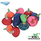 Venus Aqua Aquarium Air Stones (Pack of 12)
