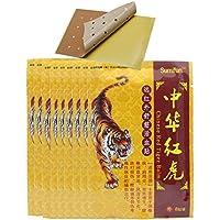 Sumifun 64 Stück / 8 Beutel Schmerzlinderung Patch,Wärmepflaster Patch Plaster Warm Medicated Pain Relief, preisvergleich bei billige-tabletten.eu